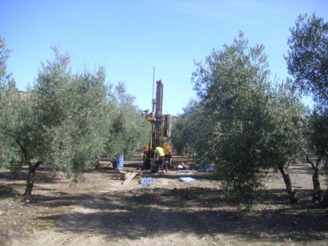 Geotecnia JunTa Andalucia